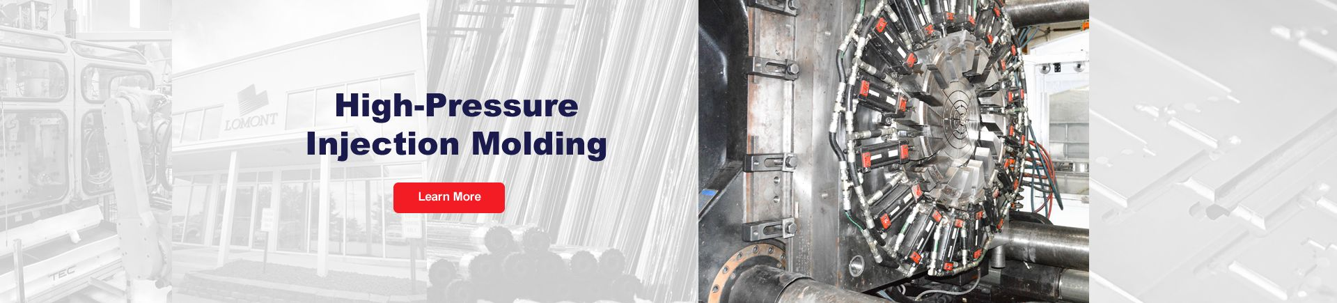 Custom Molding, Design, and Engineering Services | Lomont